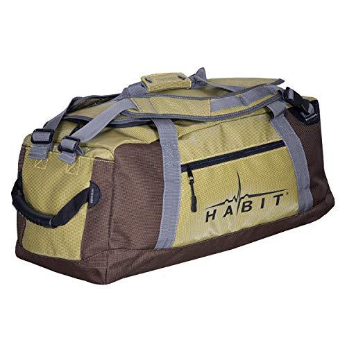 Habit Sportsman's Bag, Green/Brown - Sportsmans Duffel