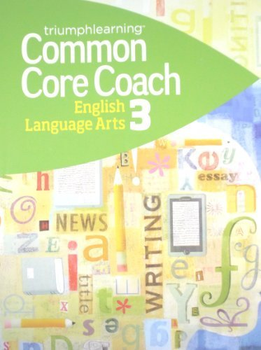 Buckle Down Common Core Coach English Language Arts Grade 3 (Triumph Learning 2013) by Triumph Learning/Buckle Down (2013-05-04)