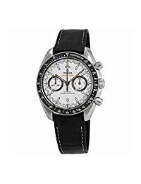 Omega Speedmaster Automatic White Dial Men's Watch 329.33.44.51.04.001