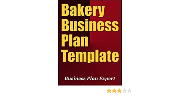 AmazonCom Bakery Business Plan Template Including  Free