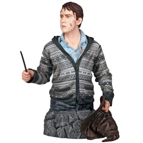 Gentle Giant SDCC 2011 San DIego ComicCon Exclusive Harry Potter and the Deathly Hallows Mini Bust Neville Longbottom