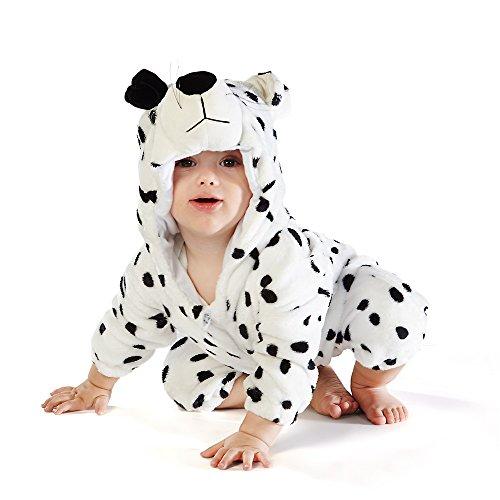 M&M SCRUBS Dalmatian Costume (12-18 Medium)