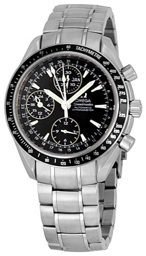 Omega Speedmaster Day Date (Omega Men's 3220.50.00 Speedmaster Day Date Tachymeter Watch)