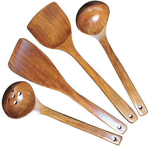 Kitchen Wooden Cooking Utensils