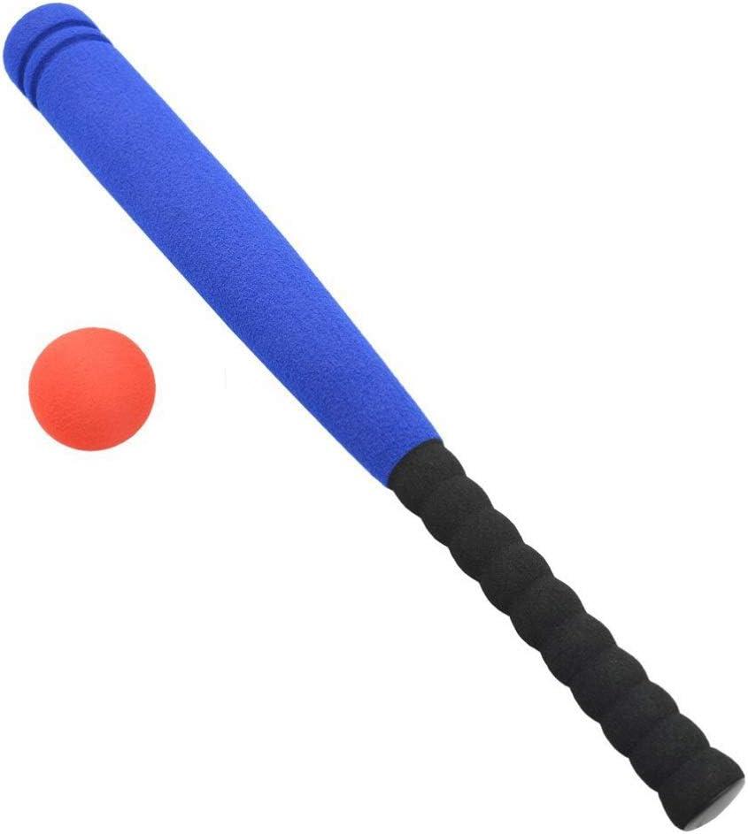 Ukallaite Children Baseball Game Set Foam Soft Safety Sports Indoor Outdoor Activity Toy A