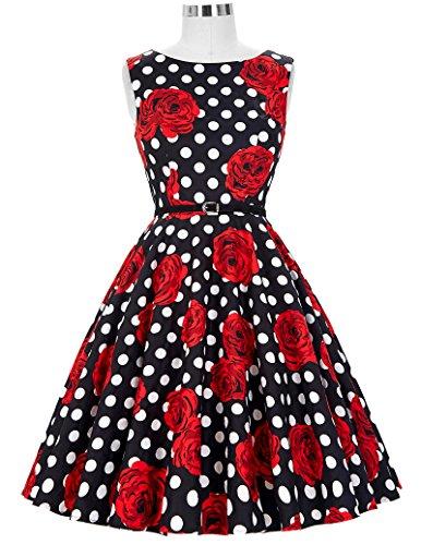 Color Vestido Karin de 35 estilo fiesta años nbsp; Grace 50 a7SPqwxx