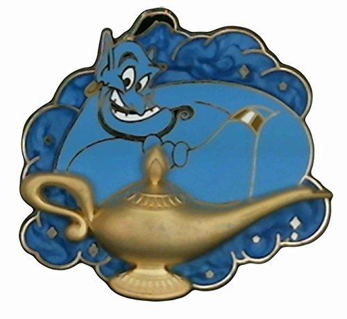 Disney Genie (Disney Aladdin Genie with Lamp Pin)