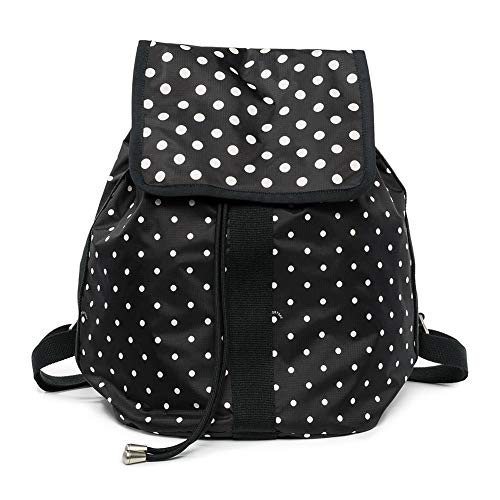 Sun Shopper Multi LeSportsac Black Backpack Essential ZwCxtqf