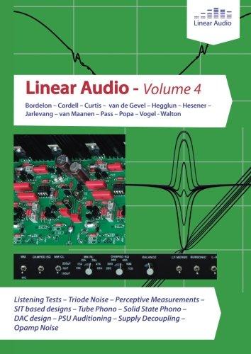 Linear Audio Vol4: Volume 4