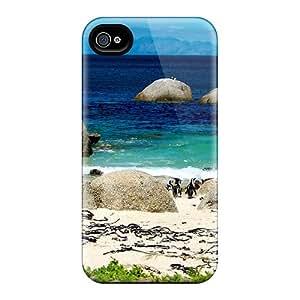 New Arrival YbUnL729Wktyn Premium Iphone 4/4s Case(penguins Destiny)