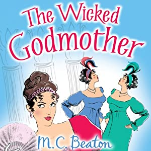 The Wicked Godmother Audiobook