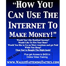 How You Can Use The Internet To Make Money | How I Made My First Million And How You Can Too