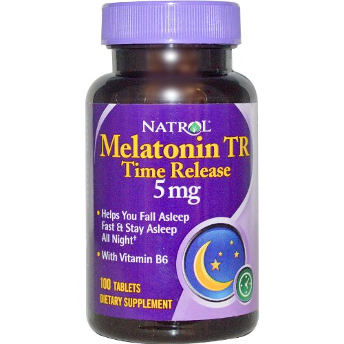 Natrol Melatonin TR Time Release