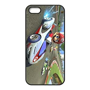 iPhone 4 4s Cell Phone Case Black Mario Kart 8 008 TR2220166