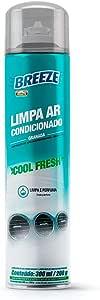 Limpa Ar Condicionado Breeze Cool Fresh Proauto 300 Ml