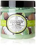 Tropical Fruits Exfoliating Sugar Scrub, Coconut and Lime