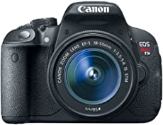 The canon eos rebel t5 vs t5i what is the difference canon eos rebel t5i ef s 18 55 is stm kit fandeluxe Images