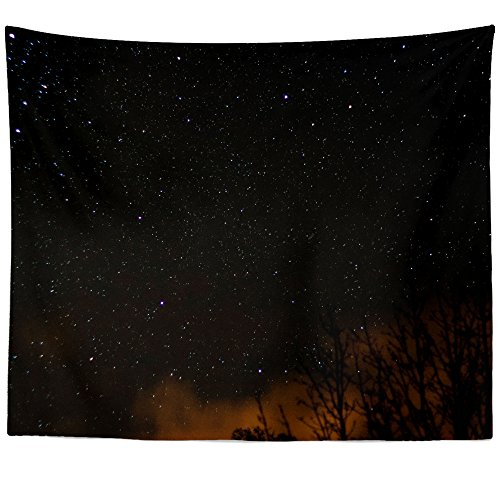 Estrella Outdoor Hanging (Westlake Art - Nature Night - Wall Hanging Tapestry - Picture Photography Artwork Home Decor Living Room - 68x80 Inch (774B7))