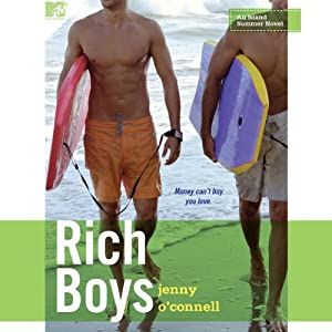 Rich Boys Audiobook