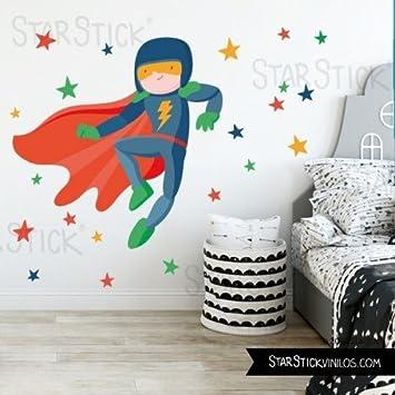 StarStick - Vinyl-kind - Blitz der rote superheld - T3 - Groß