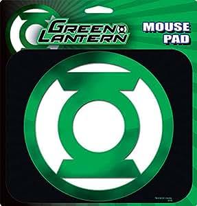 Ata-Boy DC Comics Green Lantern Logo Mouse Pad
