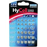 HYCELL Alkaline Button/Coin Cell Set