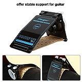 Guitar Rest Support - Utility Guitar Desktop Neck Rest Support Foot Stool Accessory for Folk Classical Guitars