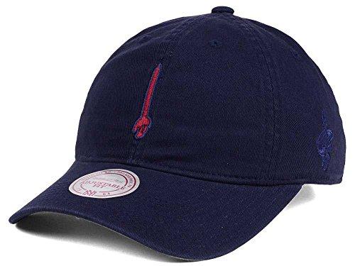 NBA Mitchell & Ness Elements Tonal Team Logo Adjustable Strapback Dad Hat (Cleveland Cavaliers)