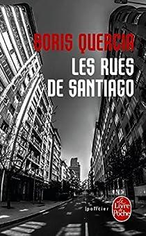 Les rues de Santiago par Quercia