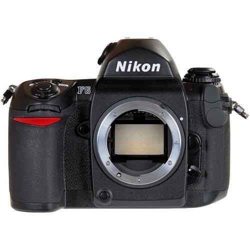 Nikon F6 AF 35mm Film SLR Camera (Body Only) by Nikon