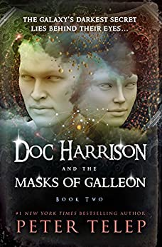 Doc Harrison and the Masks of Galleon by [Telep, Peter]