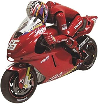 nikko 1 5 scale ducati desmosedici motogp amazon co uk toys games rh amazon co uk
