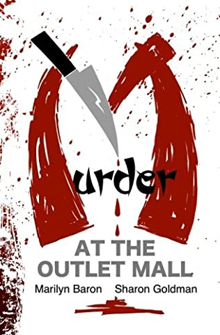 book cover of Murder At the Outlet Mall