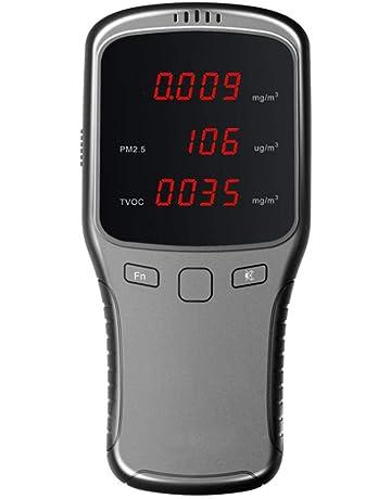 BEENZY Monitor de Calidad del Aire Interior Detector de formaldehído (HCHO) Pm2.5