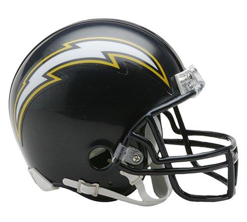 San Diego Chargers 1988-06 Throwback NFL Riddell Replica Mini Helmet