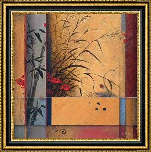 Don Bamboo Division Framed Art - Bamboo Division by Don Li-Leger - 47.25