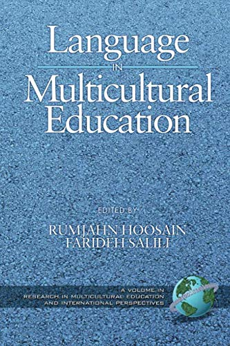 Language in Multicultural Education (Research in Multicultural Education and International Perspectives)