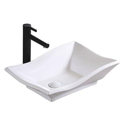 Vasca Da Bagno Quadrata.Luyiasi Sopra La Vasca Da Bagno Quadrata Del Lavabo Del Bacino Del