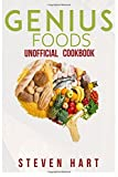 ISBN: 1718877587 - Genius Foods Unofficial Cookbook (Steven Hart)