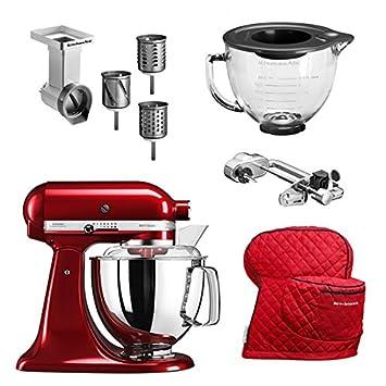 KitchenAid 5KSM175PSECA ***SET***, ARTISAN Küchenmaschine ...