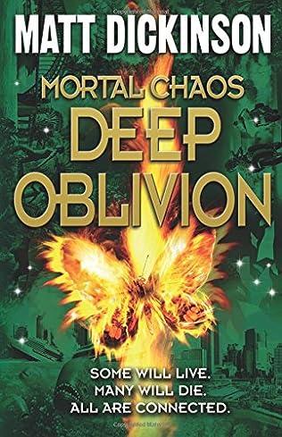 book cover of Deep Oblivion