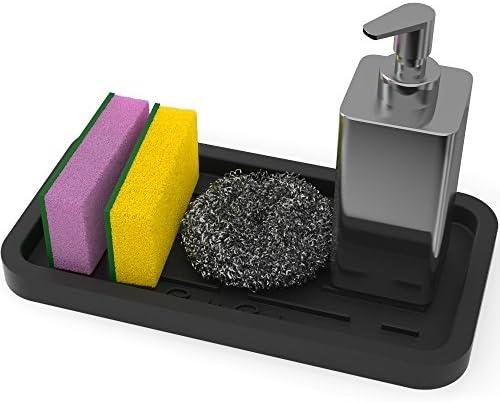 Kitchen Sponge Organizer Silicone Sponges product image