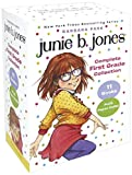 img - for Junie B. Jones Complete First Grade Collection Box set book / textbook / text book