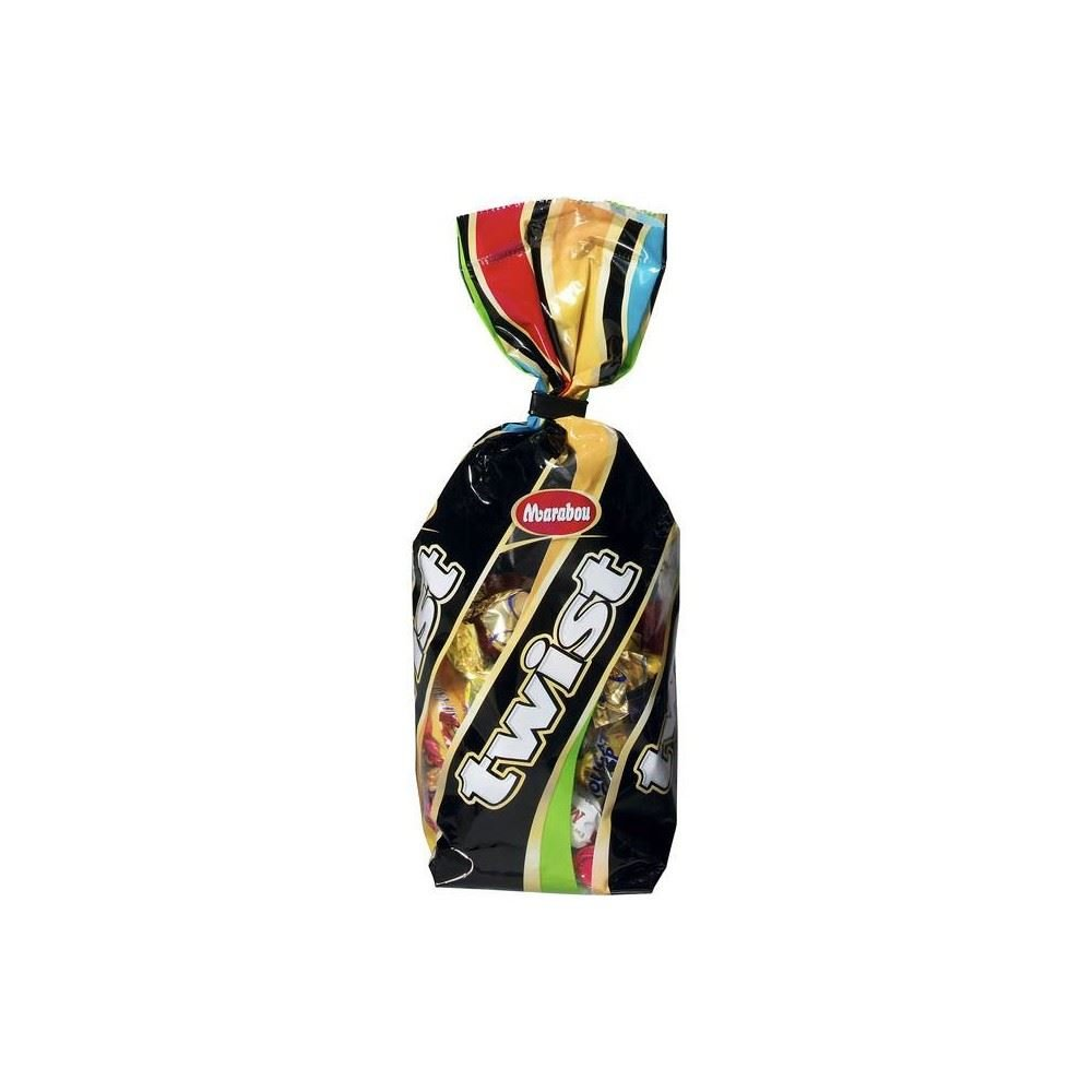 Marabou Twist Toffee Selection (145g)