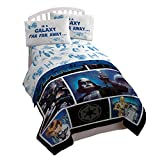 Star Wars Classic Logo 3 Piece Twin Sheet Set