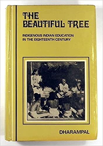 Image result for The Beautiful Tree Book by Dharampal photos