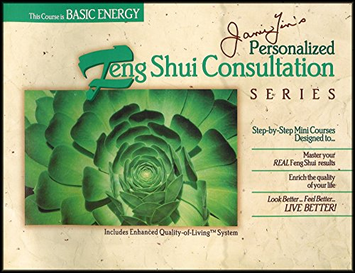 Chi Enhancer (Personalized Feng Shui Consultation: Basic Energy (Benefit From Yin/Yang, Five Elements and Chi Flow) [Experience Results With Each Self-Contained Mini Course])