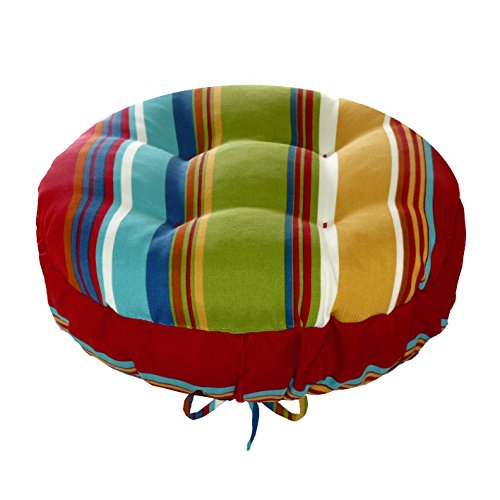Round Stool Cover Adjustable Drawstring product image