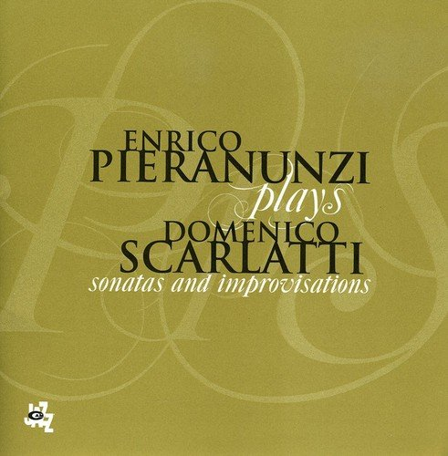CD : Enrico Pieranunzi - Plays Domenico Scarlatti (CD)