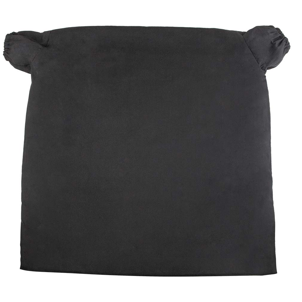Darkroom Bag Film Changing Bag - 27-1/2 Inch by 26-3/4 Inch Thick Cotton Fabric Anti-Static Material for Film Changing Film Developing Pro Photography Supplies Accessories, Extra Large Version by VANZAVANZU